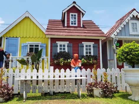 Rumah Petani ala Eropa